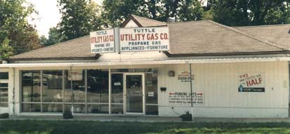 Tuttle Utility Gas in 1997